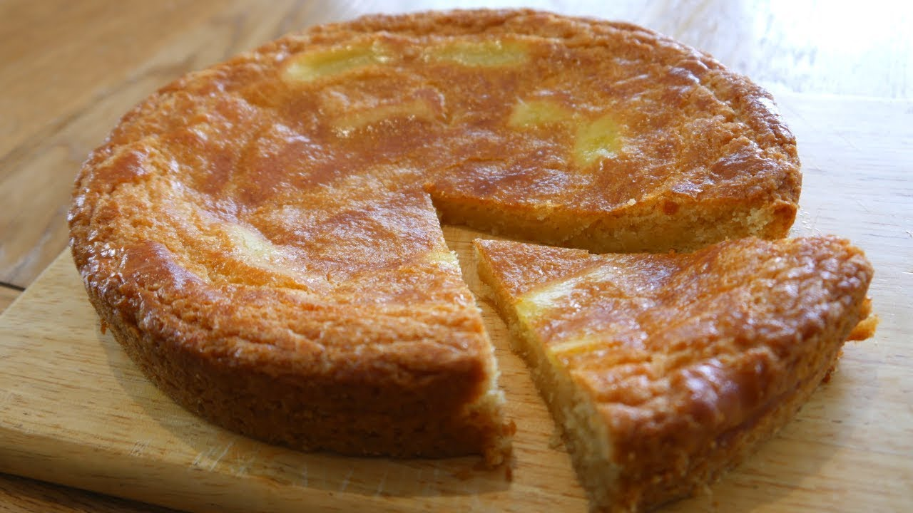 BOTERKOEK (DUTCH BUTTER CAKE) RECIPE - YouTube