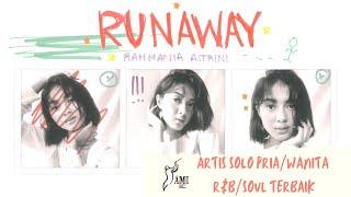 Rahmania Astrini - Runaway (Official Lyric Video)