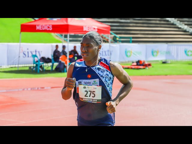 2019 SA Seniors - Senior Women 1500m Heat 1