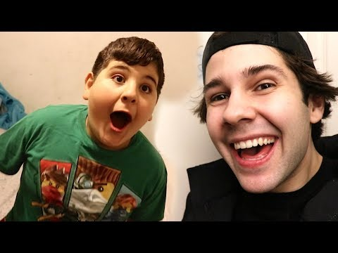 HES BEEN WANTING THIS FOREVER!! (SURPRISE)