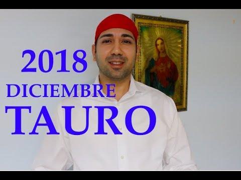 TAURO (MES DE DICIEMBRE 2018) Por Alejandro Mayor