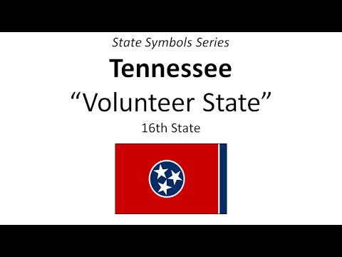 State Symbols Series - Tennessee