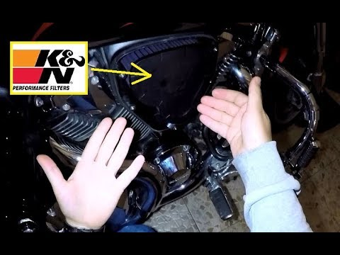 Review. K&N AIR Filter Cleaning and Oiling
