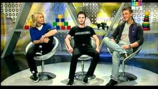 Лаборатория чувств - Часть 1 / Муз-ТВ от 10.12.2010 г.