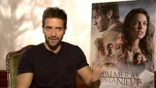 Palmeras En La Nieve - Entrevista Pablo Alborán HD
