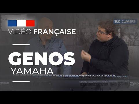 Yamaha Genos : Présentation Technique