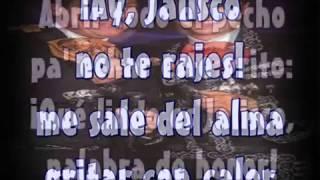Ay Jalisco No Te Rajes Jairo Del Valle Letra   YouTube