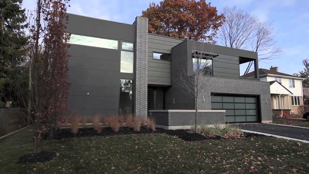 Oakville Modern Homes