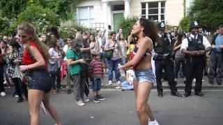 Notting Hill Carnival 2013  Children's Day   Day 0ne     Part 12 of 35