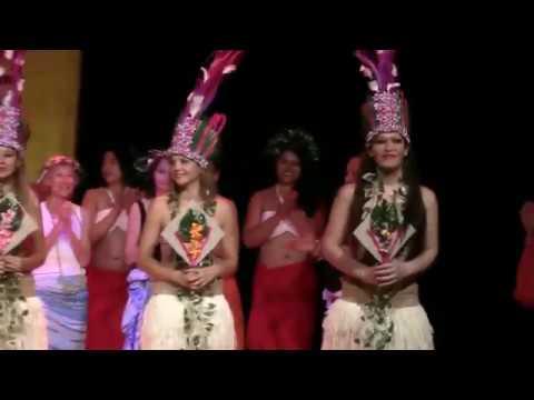 Danse Tahitienne à Lyon avec Maylea