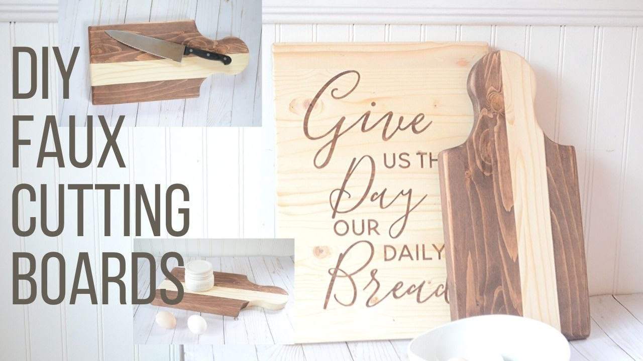 Cutting Board Decor