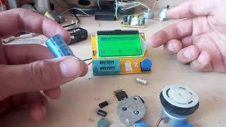 Обзор транзистор-тестера