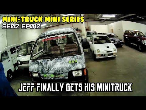 Mini-Truck (SE02 EP10) Jeff wants a minitruck! offroad adventure. HORSE SHIT! And Jersey