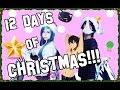 12 days of christmas [german] (12 Tage von Weihnachten) PARODIE
