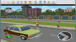 Pizza Delivery Boy on Dolphin v2.0 - Nintendo Wii Emulator