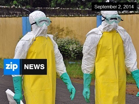 Suspected Ebola Case In Sweden - Sep 2, 2014