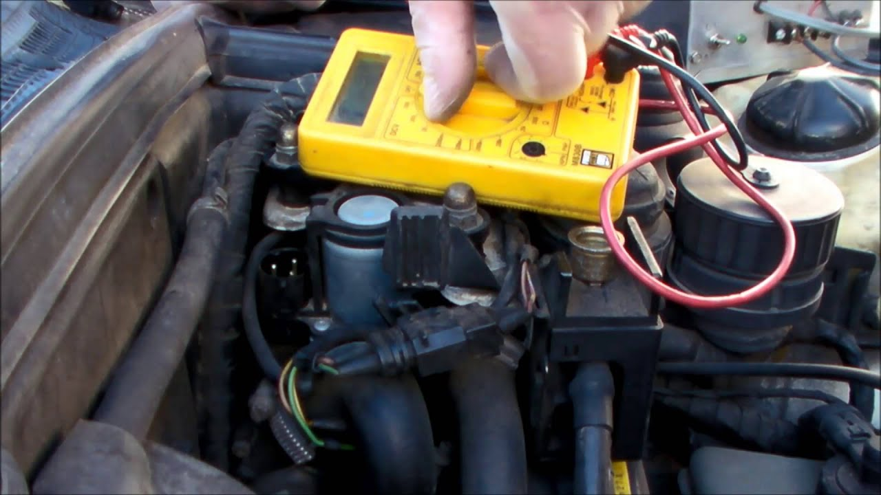 hight resolution of bmw e31 e32 e34 heater valve test and troubleshooting