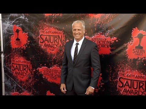 Patrick Fabian 2018 Saturn Awards Red Carpet