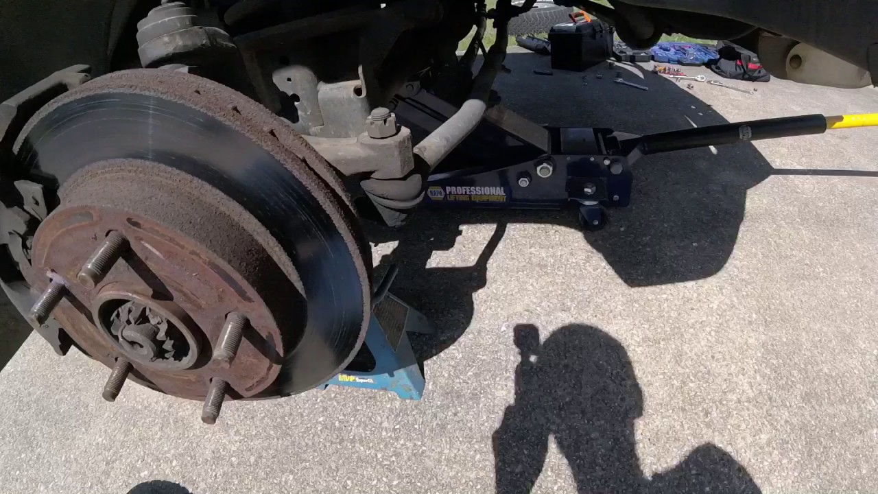 Tie Rod Replacement 99 Dodge Ram 1500 4x4 Youtube