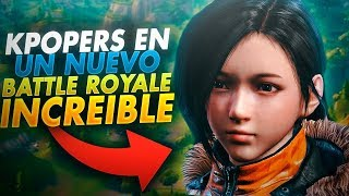 Kpopers In a New Battle Royale Free !!! Goodbye Pubg and Fortnite? ( Roe )