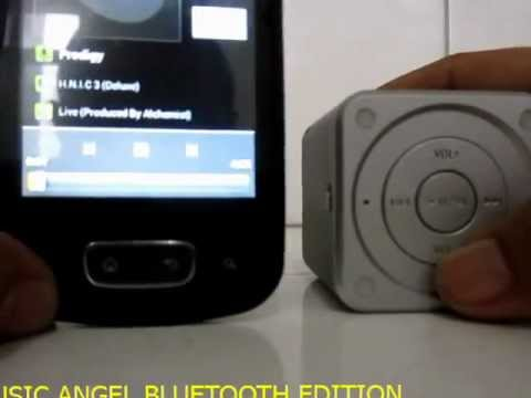 Music Angel Bluetooth Edition Model JH-MD06BT