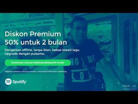 Spotify Premium Ad Indonesia Parody