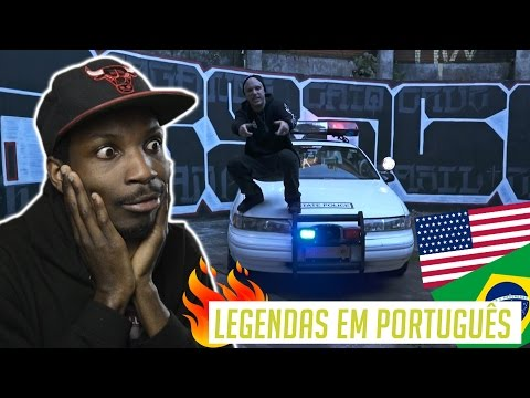 Inglês Reagindo AO Haikaiss - A Praga!! ( VIDEOCLIPE OFICIAL ) | GRINGO REACTION!!