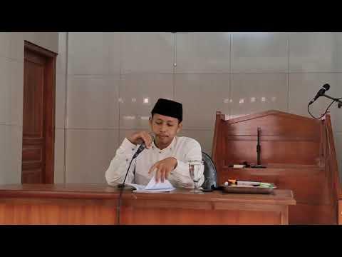 Daurah Sebelum Ramadhan - Hari 1  sesi 1 ( Ustadz Agung Abdul Adzhim )