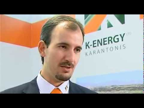 K-ENERGY by Karantonis at SAVE ENERGY EXHIBITION 2013