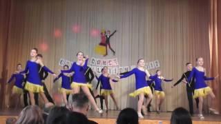 Конкурс эстрадного танца сектора Ботаника