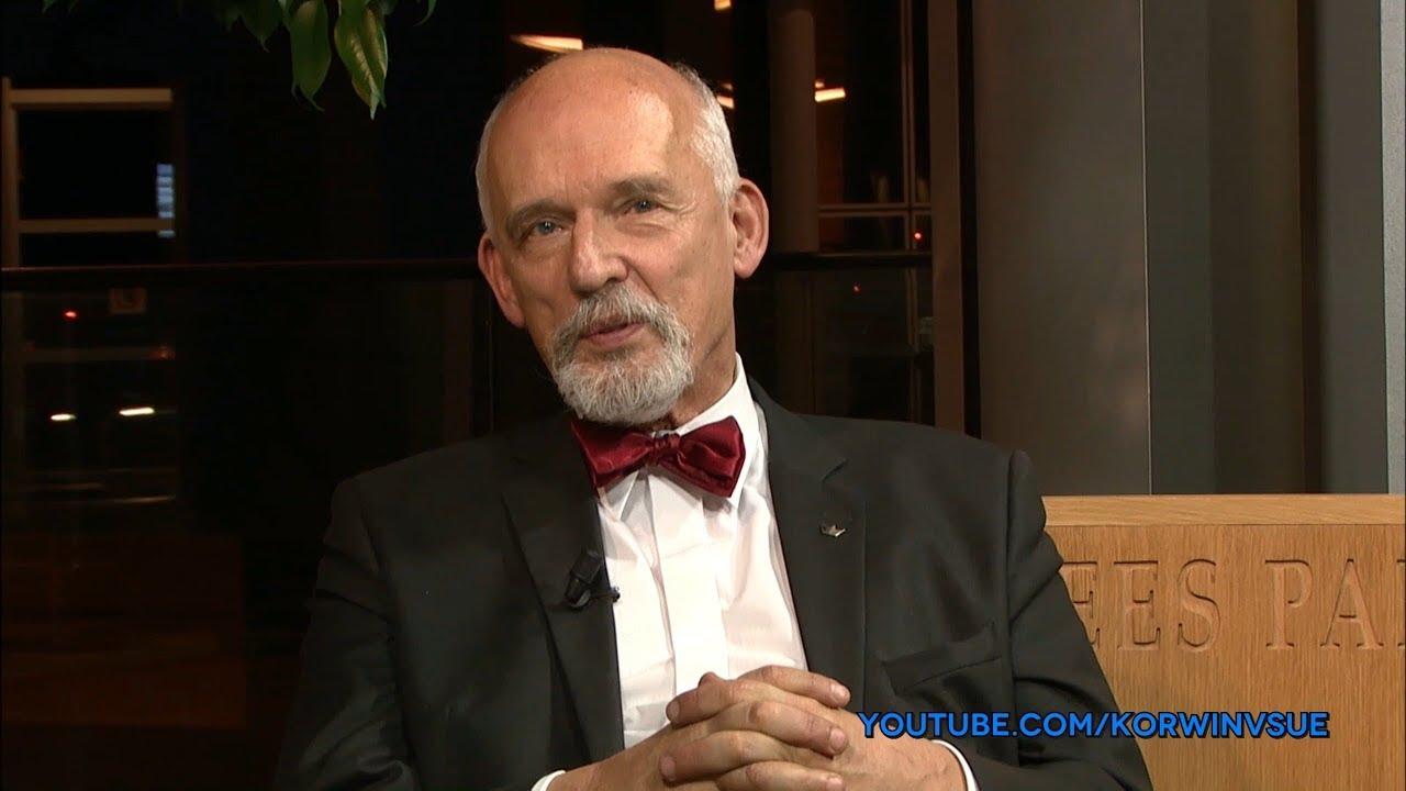 Debata o polityce energetycznej – Janusz Korwin-Mikke