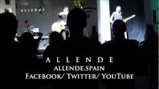 ALLENDE: Canción de Brujería (2012)