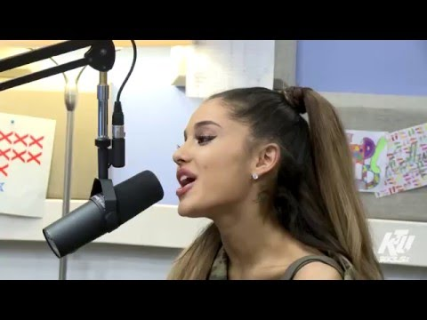 Ariana Grande On Hosting SNL, Madonna Spanking Her And New Album