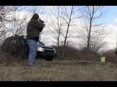 Evanix Max Bullpup: Semi and full auto air rifle!