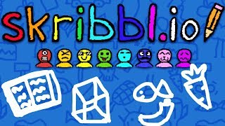WHAT IN THE WORLD IS THAT SUPPOSED TO BE? - DRAW MY THING SKRIBBL.IO