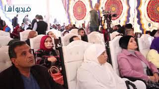 بالفيديو: فعاليات توقيع بروتوكول بين مؤسسة مصر الخير وكلية فنون تطبيقيه لتطوير صناعة السجاد بأبيس