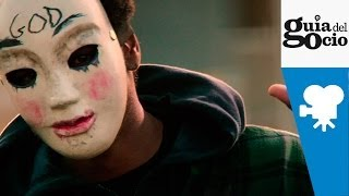 Anarchy: La noche de las bestias ( The Purge: Anarchy ) - Trailer 2 castellano