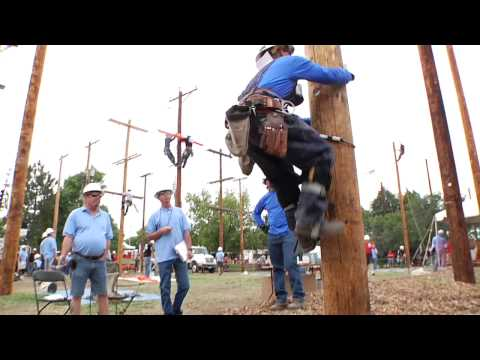 Xcel Energy Presents the 2012 Mile High Linemans Rodeo in Colorado