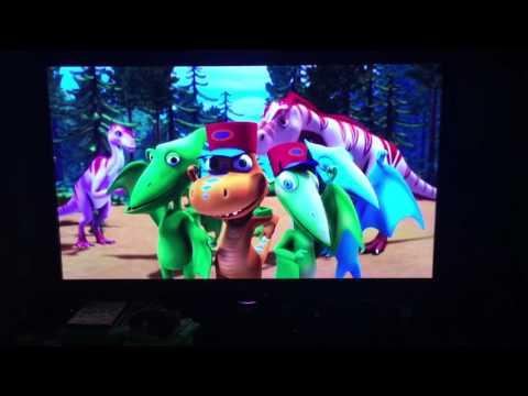 Dinosaur Train Dinosaurs A to Z Picnic