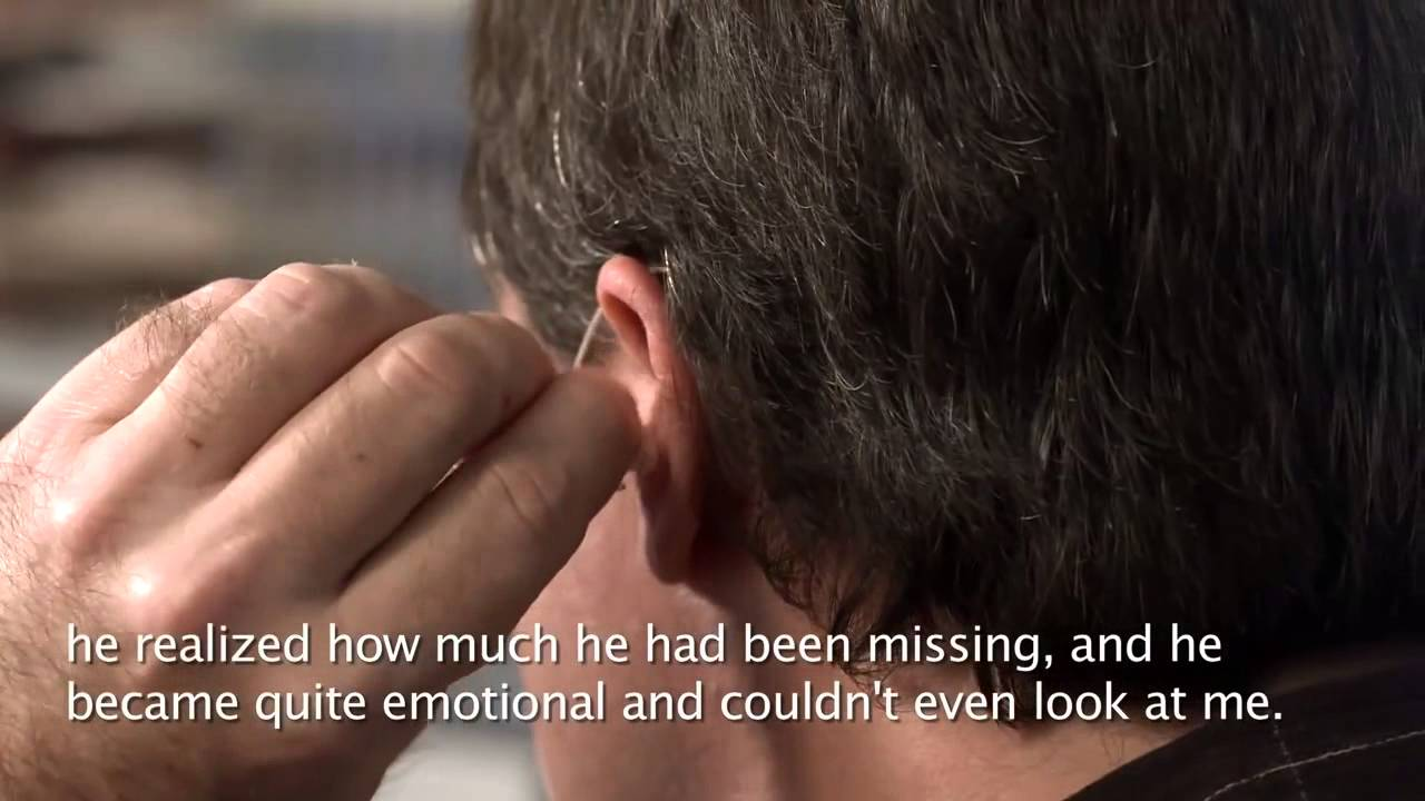 Siemens Pure Hearing Aid Youtube