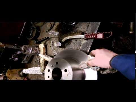 Vauxhall Hand Brake Repair Part3 Youtube