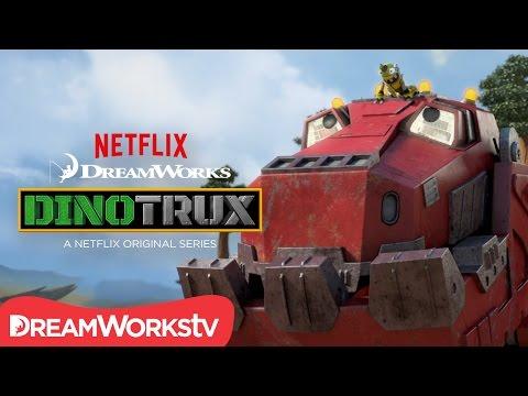 Dinotrux Opening Credits | DINOTRUX