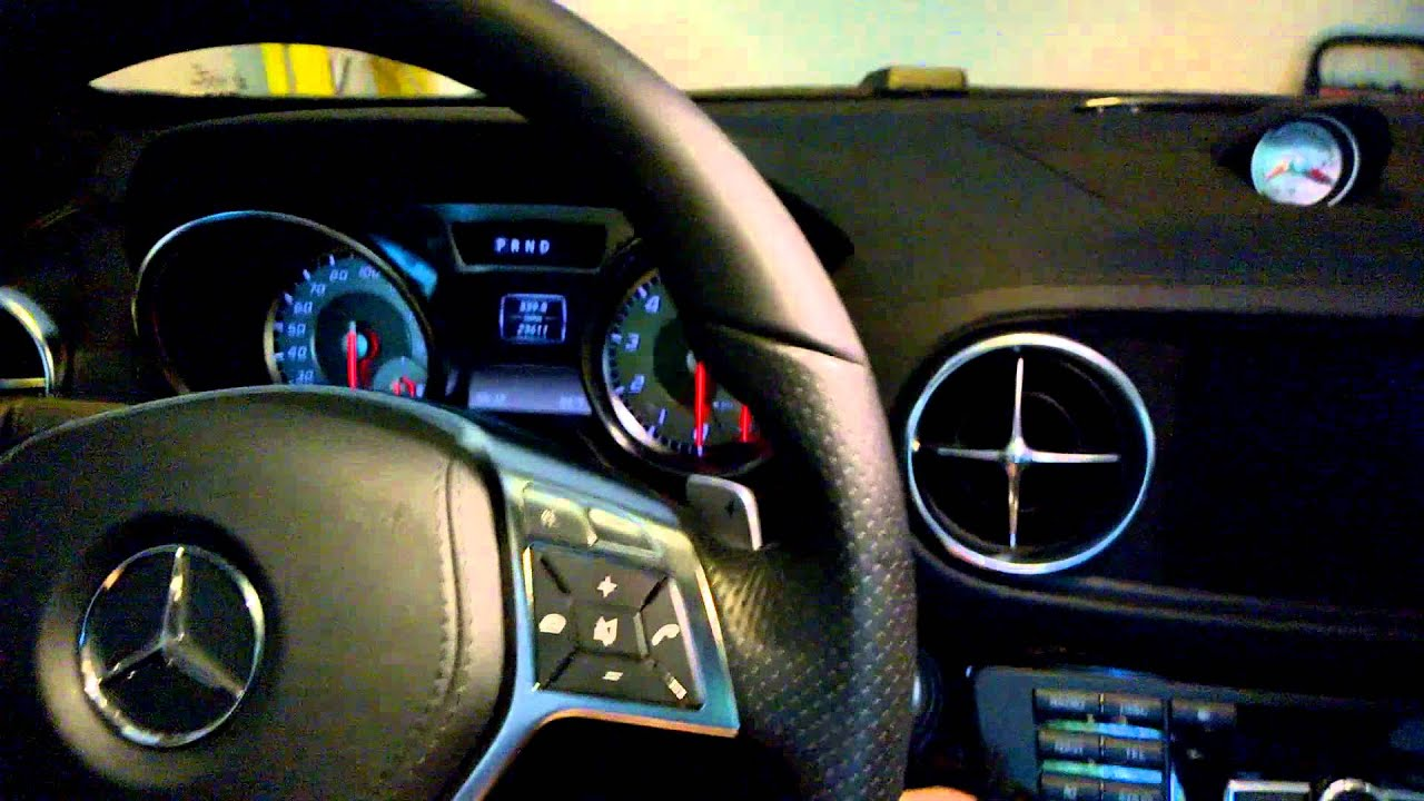 Mercedes benz sl550 keyless go issue youtube for Mercedes benz keyless go