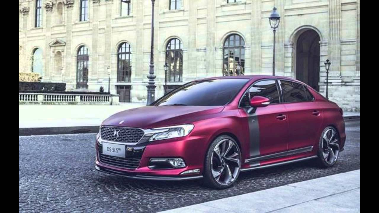 2017 Citroen DS5 Picture Gallery - YouTube
