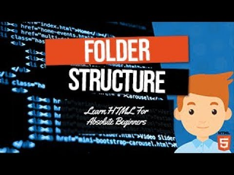 HTML File And Folder Structure And Naming Conventions