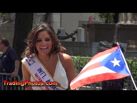 Puerto Rican Day Parade, 2012 Part 2 Of 3