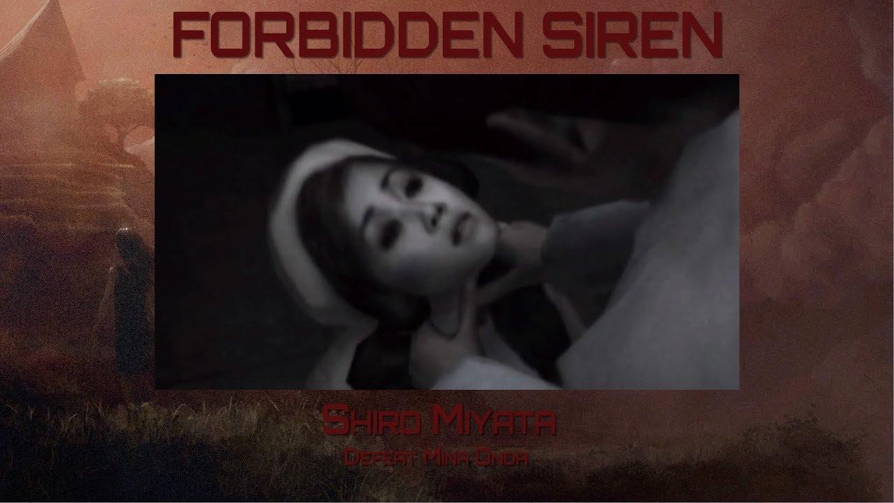 Forbidden Siren Shiro Miyata Day 2 00 00 Youtube