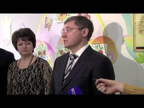 Владимир Якушев губернатор Тюменской области Пресс подход