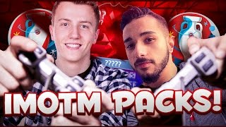 FIFA 16 : CRAZY iMOTM DUAL PACK OPENING ft. BEREAL!