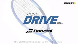 BABOLAT Pure Drive 300 g Racquet Test